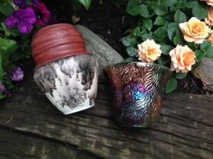 raku and hh pottery